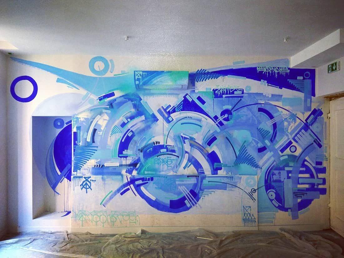 Mural 1 k khwezi strydom for Mural 1 malaysia negaraku